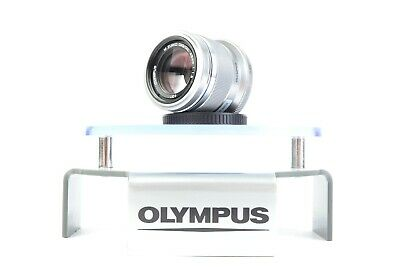 Olympus Digital 45mm f/1.8 M. Zuiko MSC Silver Prime Lens for Micro 4/3 #E3813