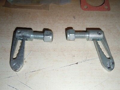 A Pair of Antiluces (trailer + lorry holddowns) :: Maypole MP838B : 12mm Threads