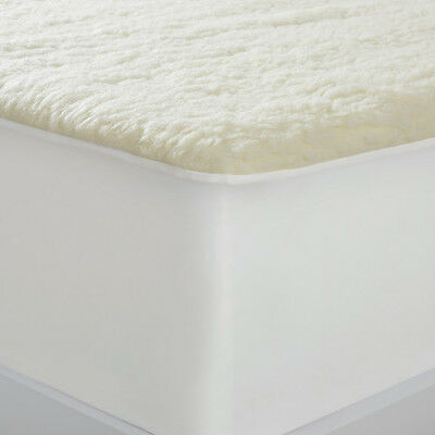 550GSM Quality Australian Wool Reversible Fully Fitted Underlay: all sizes.