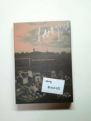 Stray Kids I am YOU (+I am WHO) Taiwan Special Edition Album *no photocards*