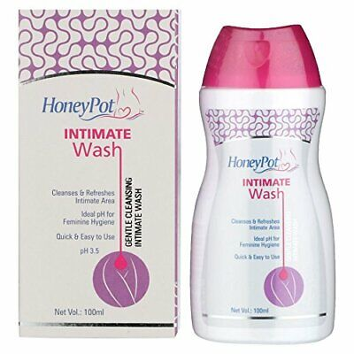 Intimate Honeypot Wash Prevents Vaginal infection 100ml combo offer + free pack