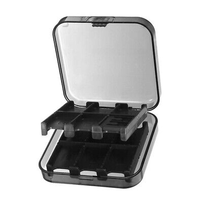 24 Game Card Slot Case Micro-SD Holder Storage Box Cartridge for Nintendo Switch