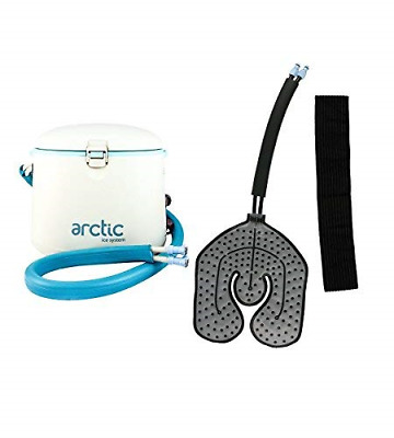 Cryotherapy - Circulating Personal Cold Water Therapy Ice Machine by Arctic Ice
