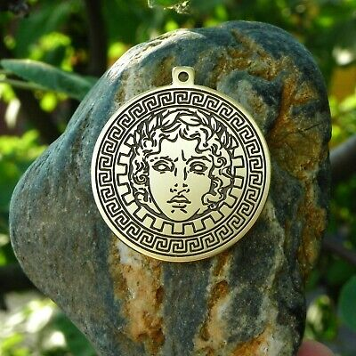 Apollo pendant. God of Sun, light, oracles, knowledge, healing. Greek myth