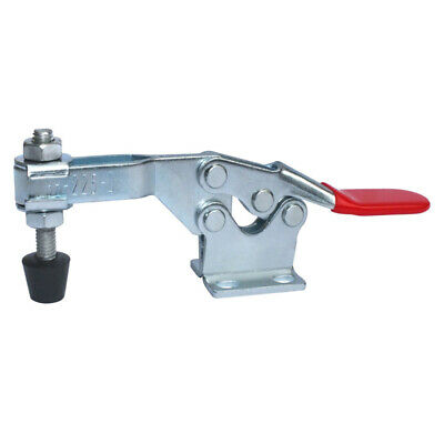 Hand Tool Toggle Clamp GH-225-D Metal Horizontal Clamping Bar Quick Release
