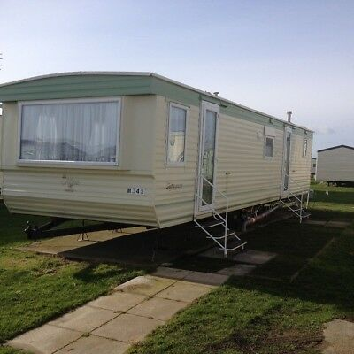 Holiday Caravan - Camber Sands, Parkdean Resorts - August 17th-24th