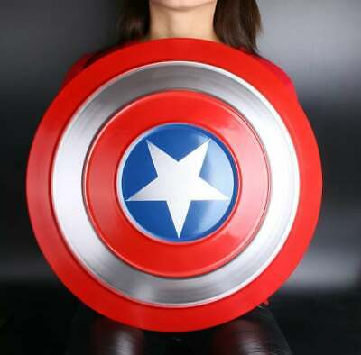 Captain America Metal Shield The Avengers Civil War New 47cm shield Cosplay
