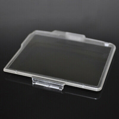 Clear Hard LCD Monitor Cover Screen Protector For Nikon D200/D300/D600~GN