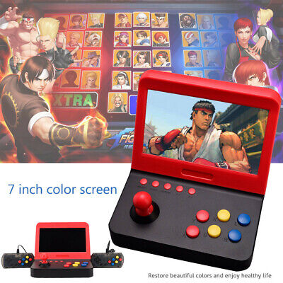 Mini 7 inch Arcade Game Retro Machines for Kids with 3000 Classic Video Games
