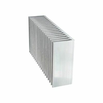 Aluminum Heatsink Cooling for LED Power Memory Chip IC Transistor 60*150*25mm Y3