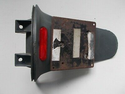 Piaggio ZIP 50 2003 Rear Number Plate Holder Panel