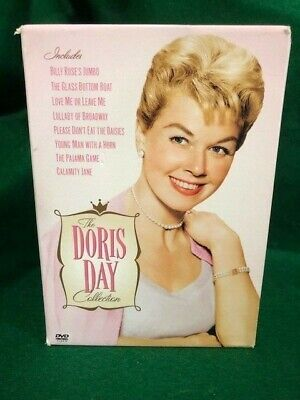 Doris Day Collection (DVD BOX SET 8-Disc Set)