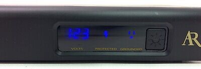 Acoustic Research 10 Outlet Power Conditioner Surge Protector with Voltage PW101