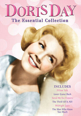 Doris Day: The Essential Collection (DVD,2015)