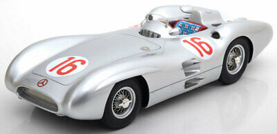 1:18 CMR Mercedes W196 Streamliner Winner GP Italy, World Champion