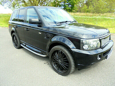 "2006 Range Rover Sport Hse On 22"" Alloys"