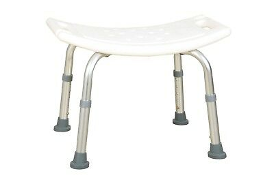 Shower Stool Shower Seat Shower Chair Plastic Bath Stool Adjustable Height