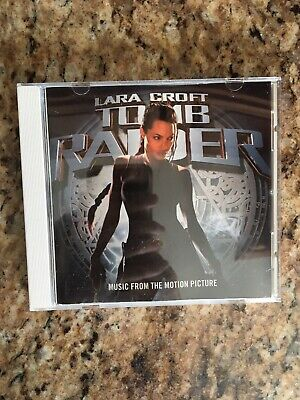 Tomb Raider Cd Original Motion Picture Soundtrack 2018