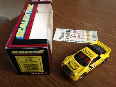 Scalextric c429 Ford RS200