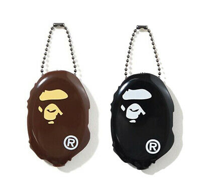 * A BATHING APE Goods men/'s APE HEAD KEY CHAIN Gift From Japan New