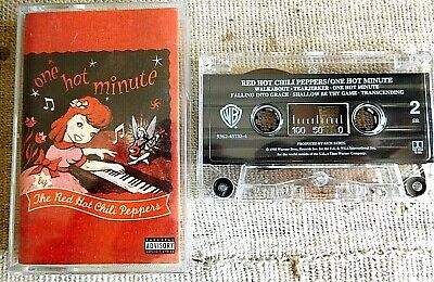 The Red Hot Chili Peppers ‎– One Hot Minute - Cassetta audio  - K7