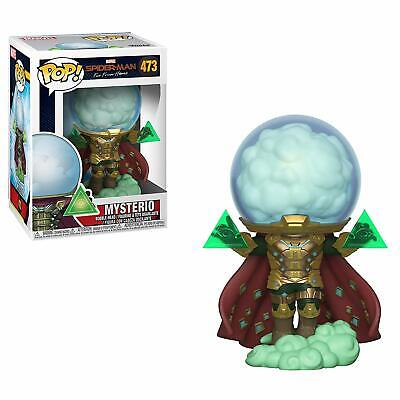 Funko Toys PoP Marvel Spider-Man Far from Home MYSTERIO Figure #473