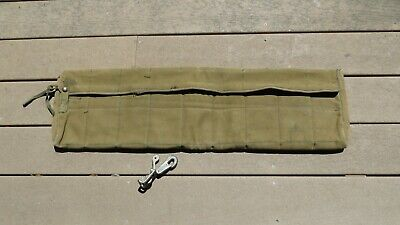 WW2 US Army Military Airborne Paratrooper Griswold Bag [Weapons Case]