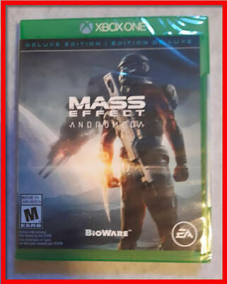 Mass Effect Andromeda (XBOX One)  *** Brand New - Sealed