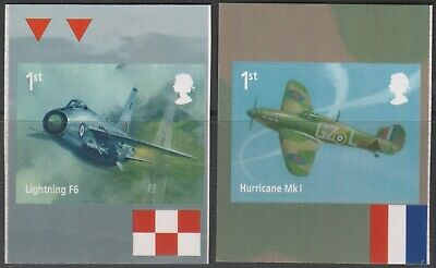 GB 2018 RAF Centenary 1st Issue 1st Class self adhesive booklet stamps MNH