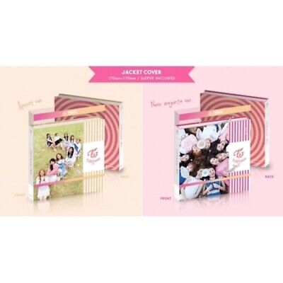 Twice-[Twicecoaster:Lane 1] 3rd Mini Album Random CD+88p PhotoBook+2p Card+Gift