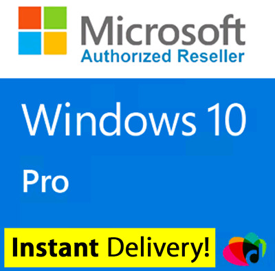 Windows 10 Pro 32 / 64Bit Professional License Key Original Code Oem - Scrap Pc
