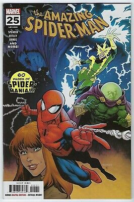 Amazing Spider-Man Vol 5 # 25 Cover A NM Ships July 10th