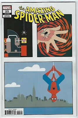 Amazing Spider-Man Vol 5 # 25 Pop Chart Variant Cover NM Ships July 10th