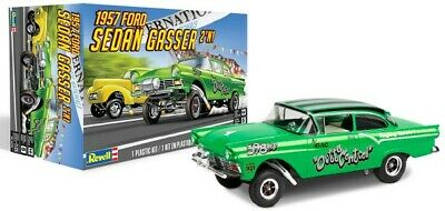 Revell 4478 F/S 1957 Ford Sedan Gasser 2 'N 1 Model Kit
