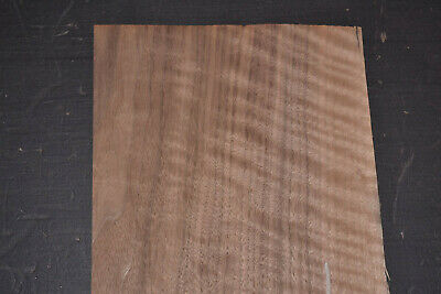 Walnut Raw Wood Veneer Sheets 7 x 47 inches 1/42nd                     7318-22