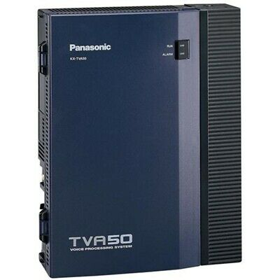 Panasonic Kx-Tva50 Voice Mail