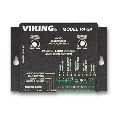 Viking Electronics Pa-2A Paging Loud Ringer 8 Ohm Horn