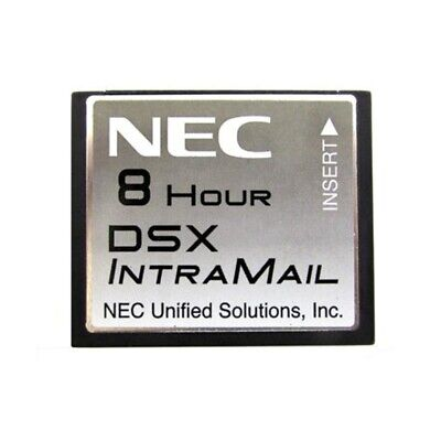 Nec Dsx Systems 1091060 Vm Intramail 2 Port 8 Hour