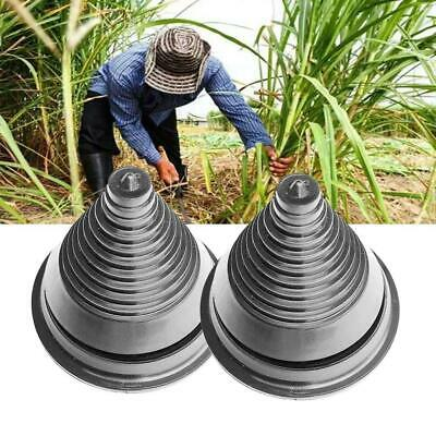 2 Pcs Lawn Mower Cutter Blade Balancer ABS Lawn Trimmer Garden Grass Accessories