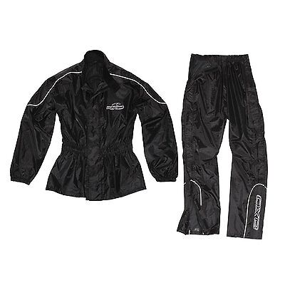 Axo 100% Waterproof Motorcycle Jacket Pant Suit Enduro Motocross Trials Trouser
