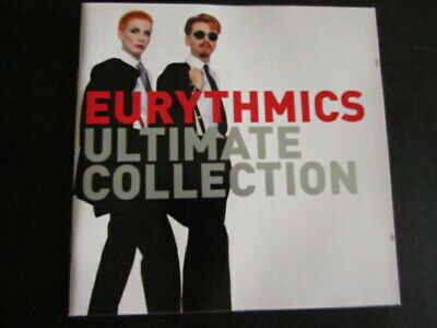 Eurythmics - Ultimate Collection: 2005 RCA/Sony CD album (Pop rock)