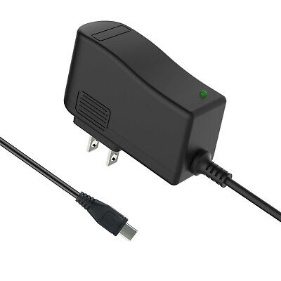USB Cord For Insignia NS-15MS08 NS-15MS0832 Tablet AC//DC Power Charger Adapter
