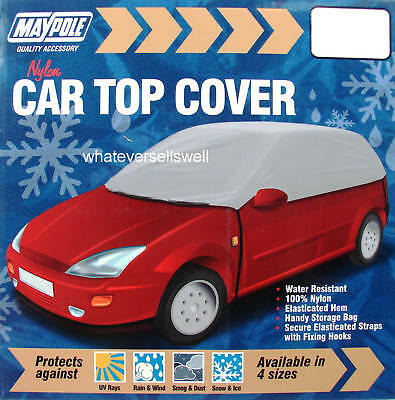 SMALL SALOON CAR TOP COVER  for roof windscreen windows