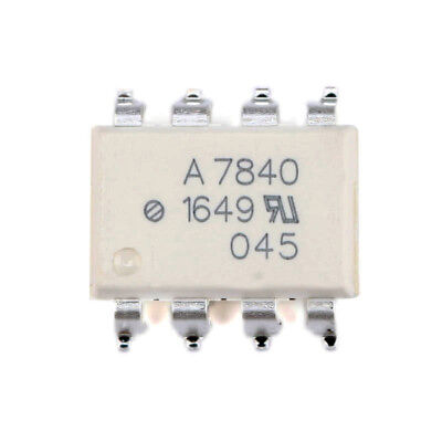 H● 50* HCPL7840 Encapsulation:DIP-8 Analog Isolation Amplifier.