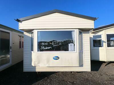 Atlas Oasis Static Caravan - Off Site Sale 37 x 12