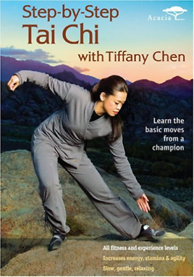 Chen,Tiffany-Step By Step Tai Chi With Tiffany Che Dvd New