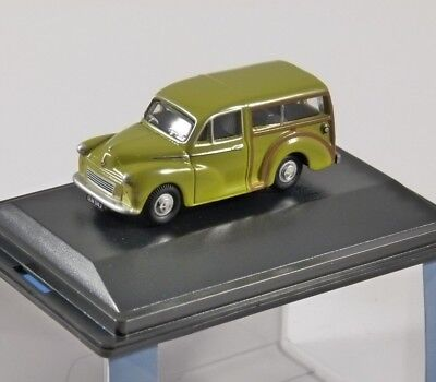 fd Morris Minor Traveller steel fridge magnet