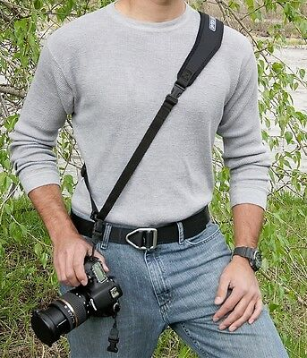Optech Utility Strap Sling in Black - NEW UK STOCK