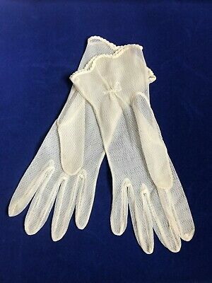 Beautiful Vintage lace gloves