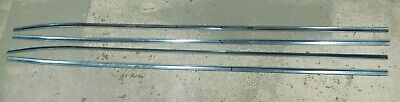 New 2nds 1958 - 1959 Chevy / GMC Short Bed Fleetside Moldings (Set Sold As Is)